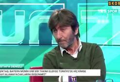 Rıdvan Dilmen: %35 Beşiktaş, %65 Bayerni önde görüyorum