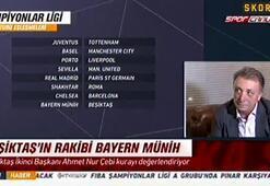 Ahmet Nur Çebiden Bayern hakkında ilk yorum
