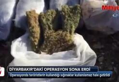 Diyarbakır'daki operasyon sona erdi