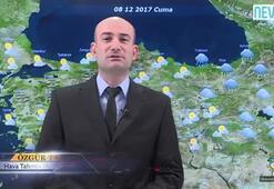 İstanbula fırtına uyarısı...
