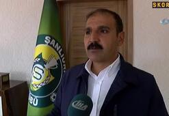 Şanlıurfaspor Başkanı Yetim darp iddialarını yalanladı