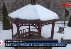 Doğu Anadolu soğuğa teslim