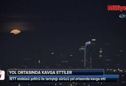Süper Ay Los Angeles'dan izlendi