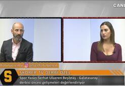Serhat Ulueren: Belhanda, Sneijderin sol serçe parmağı olamaz