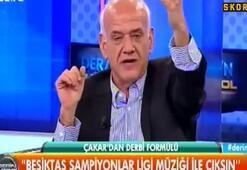 Ahmet Çakardan Beşiktaşlıları kızdıran açıklama