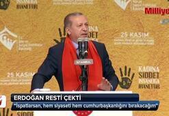 Cumhurbaşkanı Erdoğan, Kılıçdaroğluna rest çekti