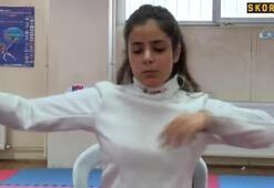 Iraklı engelli milli sporcu, ay-yıldızlı forma için ter akıtmak istiyor