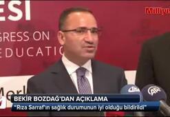 Hükümet Sözcüsü Bozdağdan Rıza Sarraf açıklaması