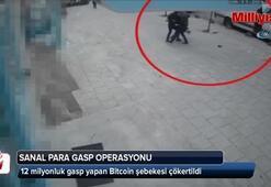 Polisten Türkiyede ilk kez sanal para gasp operasyonu