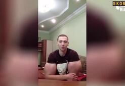 Kiril Tereshin hayatının şokunu yaşadı Koluna iğne yapınca...