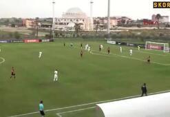 Milli Takımın yeni forvet adayından müthiş gol