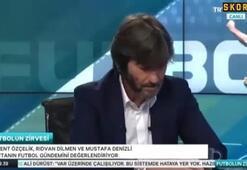 Rıdvan Dilmen: Aziz Yıldırım, Aykut Kocamanla sorunumuz yok diyor