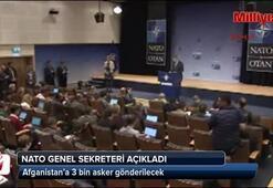 NATO Afganistana 3 bin asker gönderecek