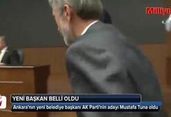 İşte Ankara Büyükşehir Belediyesinin yeni başkanı