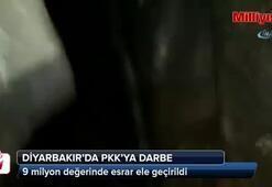 Diyarbakırda PKKya ağır darbe