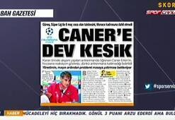 Mehmet Demirkol: Şenol Güneş, Caner Erkin olayından çok etkilendi