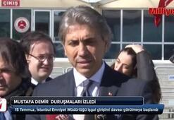 15 Temmuz, İstanbul Emniyet Müdürlüğü işgal girişimi davası görülmeye başlandı