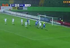 Domagoj Vidanın kafa golü galibiyete yetmedi...