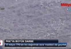 Operasyon tamamlandı: PKK'ya ağır darbe