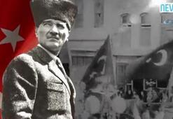 Ünlülerden işaret diliyle İzmir Marşı