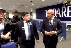Maradonadan Harry Kanee gol vuruşu taktiği