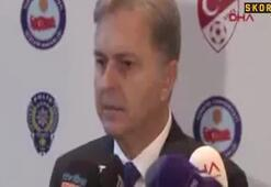 TFFden flaş açıklama Hüsnü Güreli: Caner Erkin...