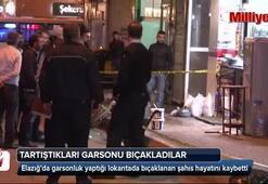 Lokantada çalışan garson, bıçaklanarak öldürüldü