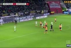 Kerem Demirbay takımının tek golünü kaydetti