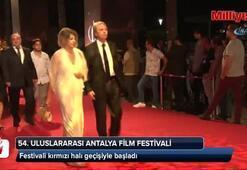 54. Uluslararası Antalya Film Festivali Onur Ödülleri Töreni düzenlendi
