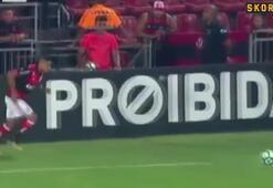 Diego şov Flamengo fark yaptı