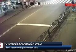 6 kişi bu kazada öldü