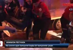 Adanada feci kaza