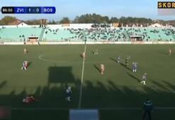 Bosna Hersek ikinci liginde yaşanan olay, futbol tarihine geçti