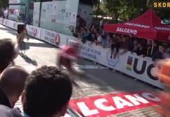 53. Cumhurbaşkanlığı Türkiye Bisiklet Turunu Diego Ulissi kazandı