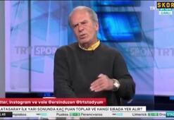 Mustafa Denizli: Galatasaray sezon sonu 80 puanı görür