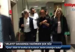 Caner Erkin ile Asena Atalay'ın velayet davasında hakimden şok söz