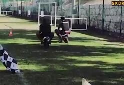Mario Balotellinin motosiklet keyfi