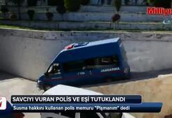 Korkuteli savcısı Küçüköneri vuran polis memuru ve eşi tutuklandı