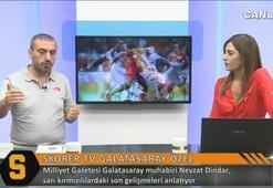 Nevzat Dindar: Gomis gol atmayınca bunalıma giriyor