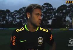 Neymar: Alex de Souza idollerimden biriydi