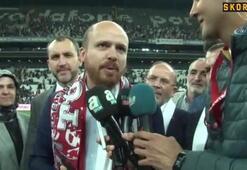 """Bilal Erdoğan: """"Türkiye'yi ampute futboluna kazımış oldular"""""""