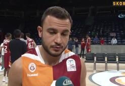 """Yağmur: """"Galatasaraya oynamaya geldim"""