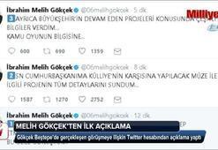 Melih Gökçekten Cumhurbaşkanı Erdoğan ile görüşmesiyle ilgili ilk açıklama
