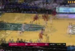 Milan Teodosic, NBAe böyle merhaba dedi