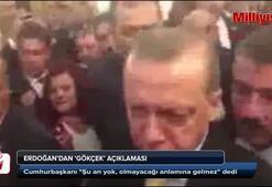 Cumhurbaşkanı Erdoğandan flaş Gökçek açıklaması