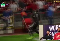 Rio Ferdinandın yüzünü Lukaku güldürdü