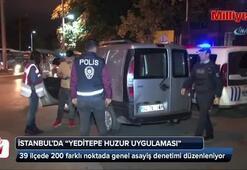 İstanbul polisi, kenti abluka altına aldı