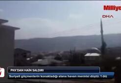 PKKdan hain saldırı