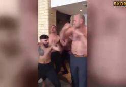 Tyson Furyden haka dansı