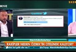 Ahmet Çakardan çok konuşulacak sözler Dursun Özbekin oteli...